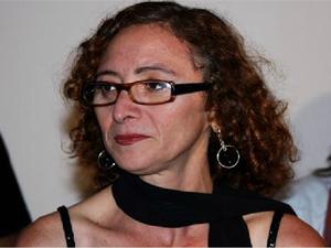 A atriz Marcélia Cartaxo