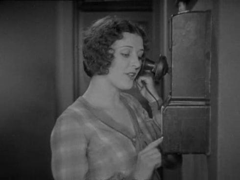 Cena de The Cameraman, 1928