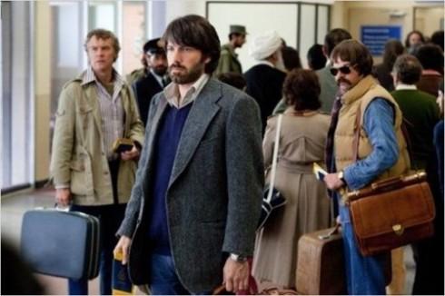 Ben Affleck atuando e dirigindo Argo