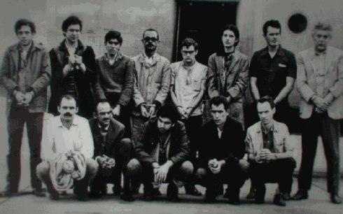 os presos políticos libertados no México
