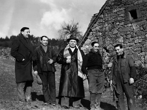 """Cena de """"A regra do jogo"""" (1939), filme assíduo na lista dos dez melhores do mundo"""