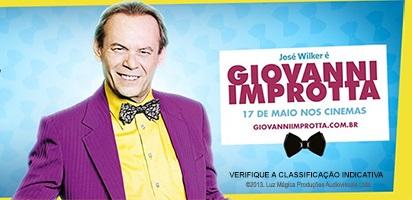 Giovanni Improtta poster
