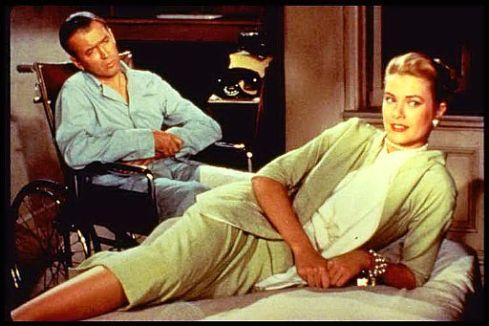 Janela Indiscreta (1954), foi outro filme da Mostra Hitchcock