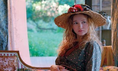 A bela Andrée, elo entre pintura e cinema