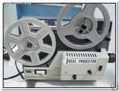 o projetor de películas - dias contados?