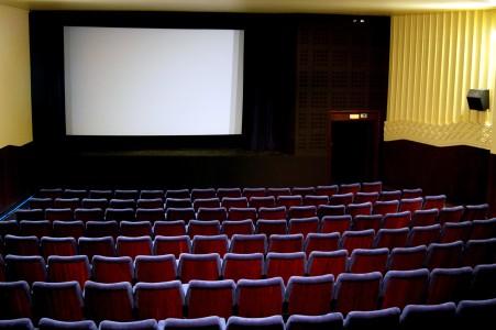 sala de cinema: em película ou digital...