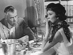 Um casal improvável: Lee Marvin e Vivien Leigh