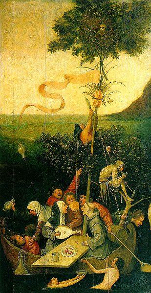 O quadro de Bosch