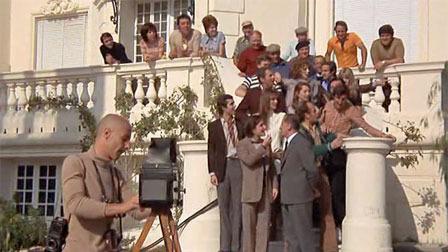 Uma foto dentro do filme