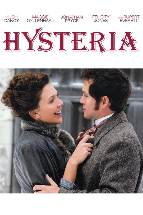 """Cartaz do filme """"Histeria"""" (2011)"""