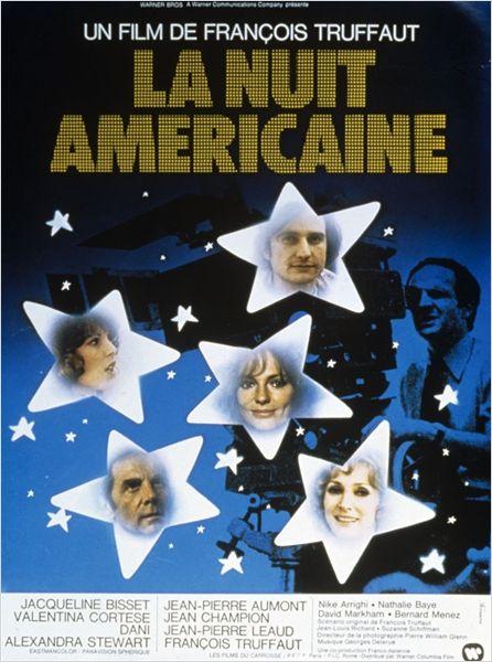 la nuit americaine poster