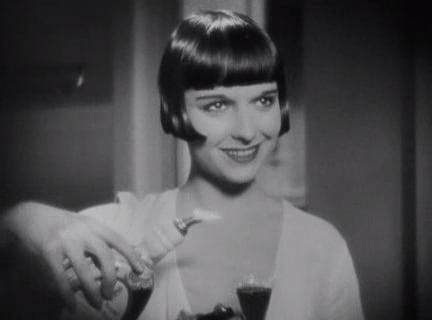 O sex appeal de Louise Brooks