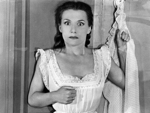 """Vera Clouzot, a atriz brasileira de """"As diabólicas"""""""
