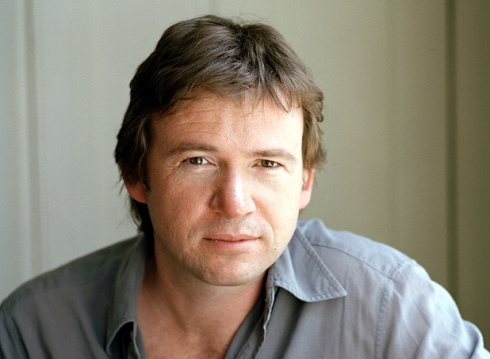 "David Nicholls, autor de ""The Understudy"""