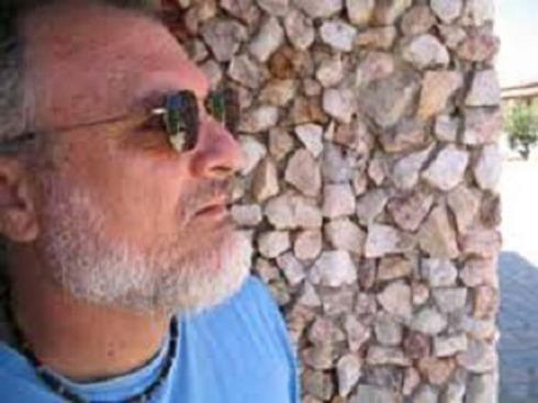 "Marcus Vilar, autor do curta ""O terceiro velho"" (2013)"