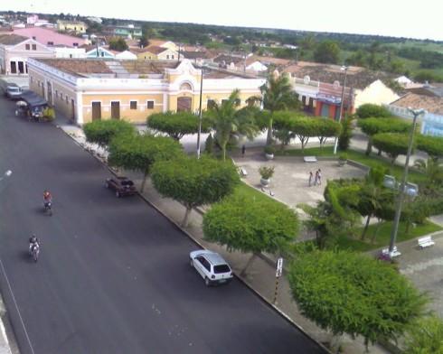 Araruna, PB, cenário do drama
