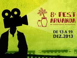 Cartaz do Fest-Aruanda em sua versão 2013