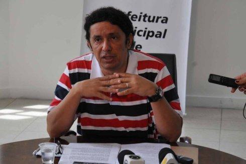 Lúcio Vilar, o coordenador do Fest-Aruanda, agora em sua oitava versão.