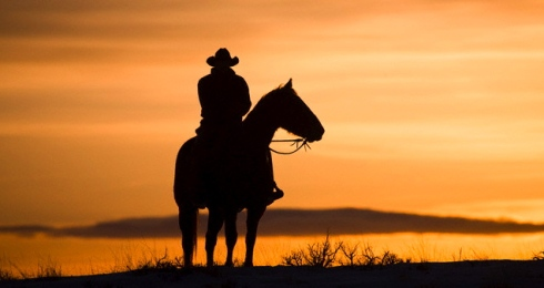 O cavaleiro solitário foi um dos mitos mais fortes do Western