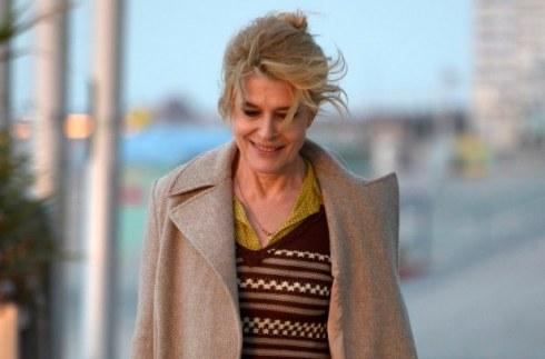"""Fanny Ardant, ainda bela, é a protagonista de """"Os belos dias"""""""