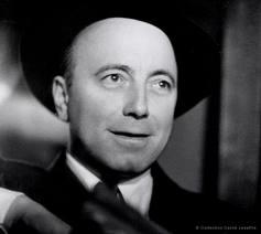 O cineasta Marcel Carné