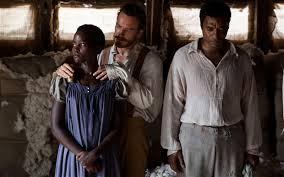 Nyongó, Fassbender e Ojiofor em cena do filme