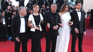 Premiação no Festival de Cannes 2013