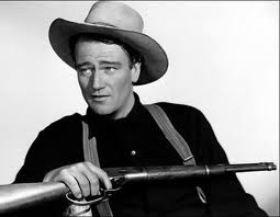 Salvo por Ford e Hawks: John Wayne