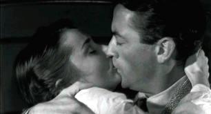 "Audrey Hepburn e Gregory Peck em ""Roman Holiday"" (""A princiesa e o plebeu"")."