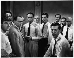 Doze homens e uma sentença: o primeiro filme de Lumet (1957.