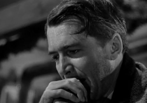"Un unifamiliar, gloomy new world for George Baily: Capra´s ""It´s a wonderful life"""