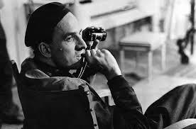 O cineasta Ingmar Bergman