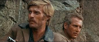 """A celebração da amizade masculina no Oeste: """"Butch Cassidy and the Sundance Kid""""."""