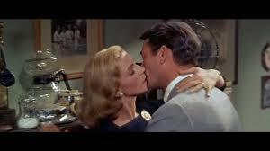 """Com Gregory Peck, em """"Teu nome é mulher""""."""