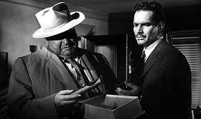 A marca da maldade (A touch of evil, 1958) direção de Orson Welles.