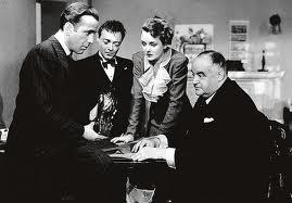 O falcão maltês: considerado o primeiro noir (1940)