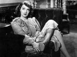 Bette Davis, nascida para o mal.