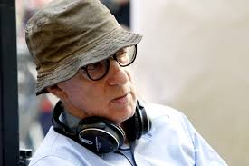 Woody Allen, hiper ativo aos 79 anos de idade.