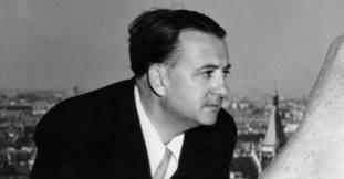 O diretor Jacques Tourneur