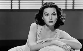 A beleza de Hedy Lamarr.
