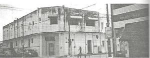 O velho prédio onde funcionou o Cine São José.