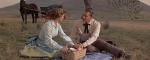 Vera Miles e Joel McCrea em cena