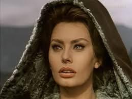 "Sophia em ""El Cid""."