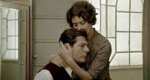 """Com Mastroiani, em """"Um dia muito especial"""", obra prima de Ettore Scola."""