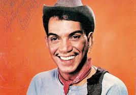 Mario Moreno Cantinflas, o próprio.