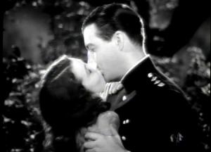 Vivien Leigh e Robert Taylor, 1940.