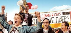 Lésbicas e gays apoiam mineiros em greve