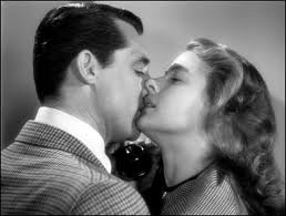 Ingrid Bergman e Cary Grant, 1946.
