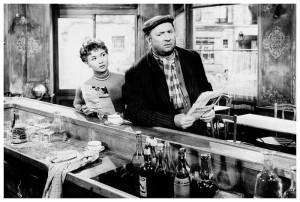 """Se era para mostrar um clássico, por que não escolheram """"Porte de Lilas"""" (1957)?"""