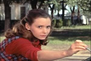 Millie, a adolescente que quer ser escritora.